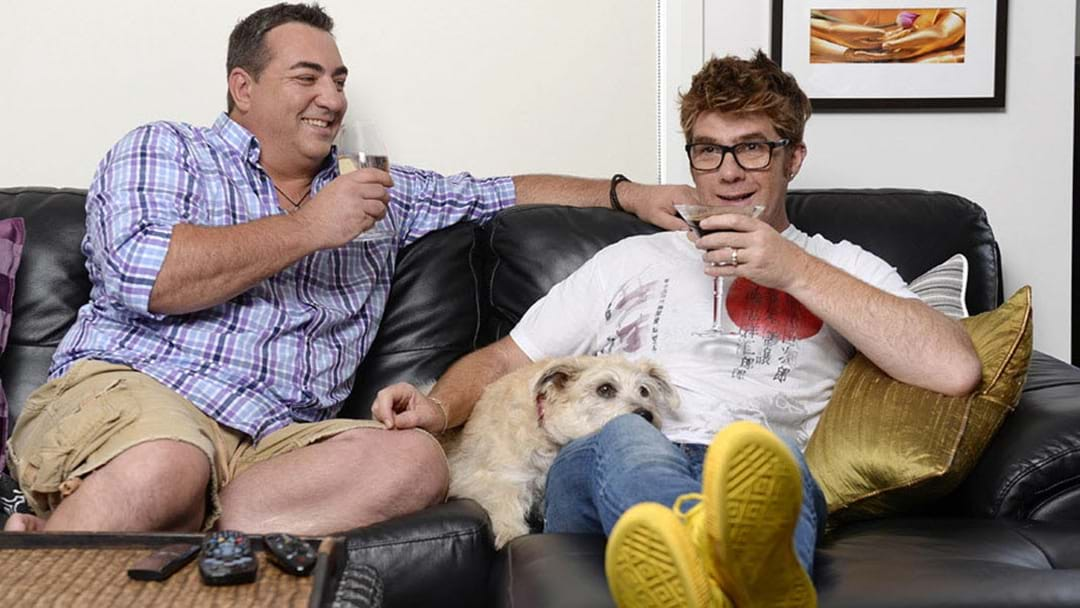 'Gogglebox' Favourites Wayne & Tom Have Decided To Leave The Show