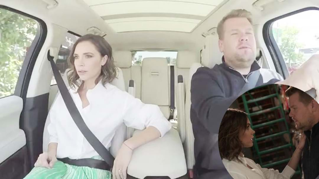 Victoria Beckham Delivers The BEST Spice Girls' Moment In Carpool Karaoke