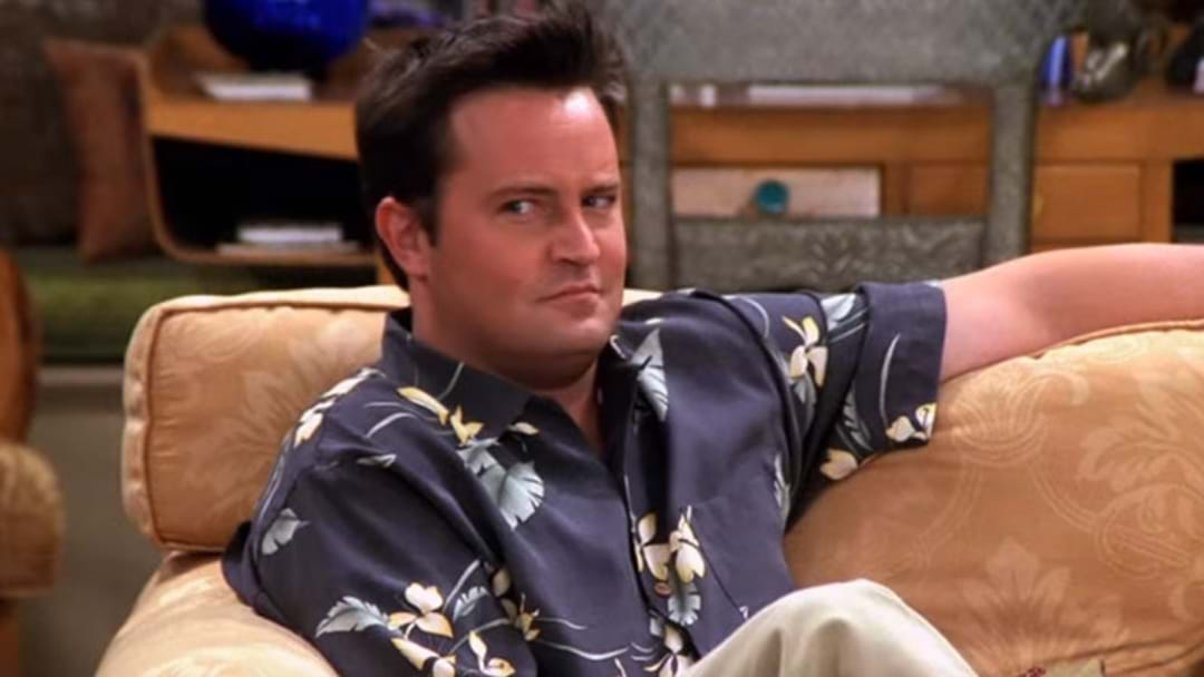 Matthew Perry REVEALS His FAVE Chandler One-Liner & It Is PERFECT