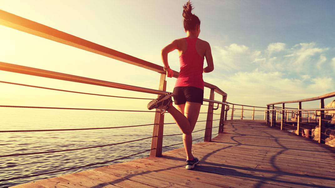 Article heading image for Here's How Just Going Outside Could Help You Lose Weight!