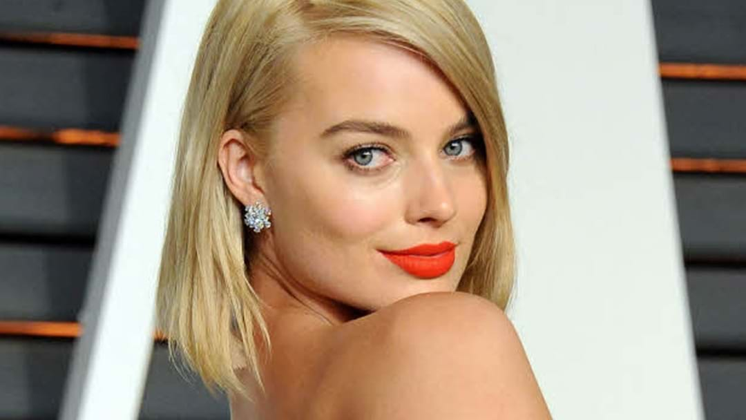 Margot Robbie Opens Up About NOT Wearing Her Ring