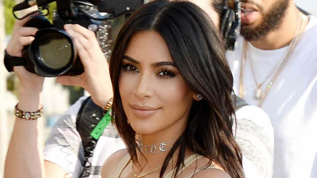 Article heading image for Kim Kardashian's Latest Outfit Was So Nude It's A Birthday Suit