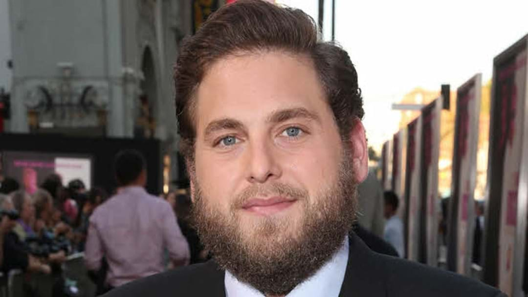WATCH: Jonah Hill Is Almost Unrecognisable In NEW Film