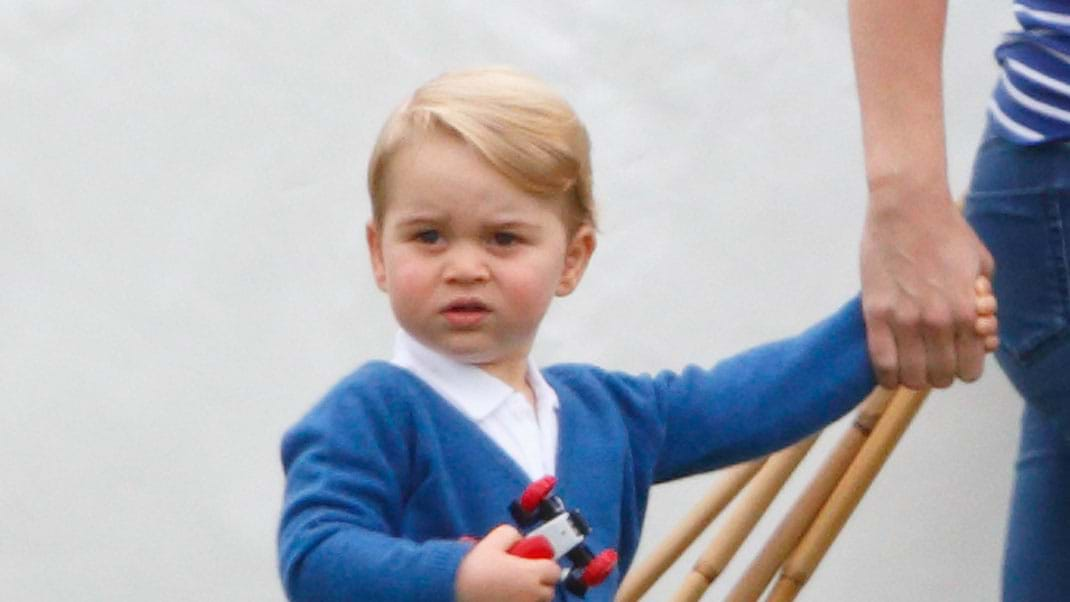 Article heading image for This Instagram Is Full Of Sassy Prince George Memes & We Can't Get Over It