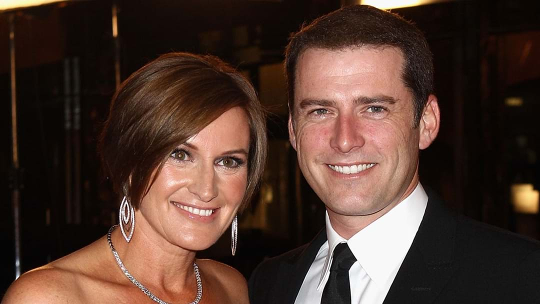 Reports: Karl Stefanovic Settles Divorce For $6 Million