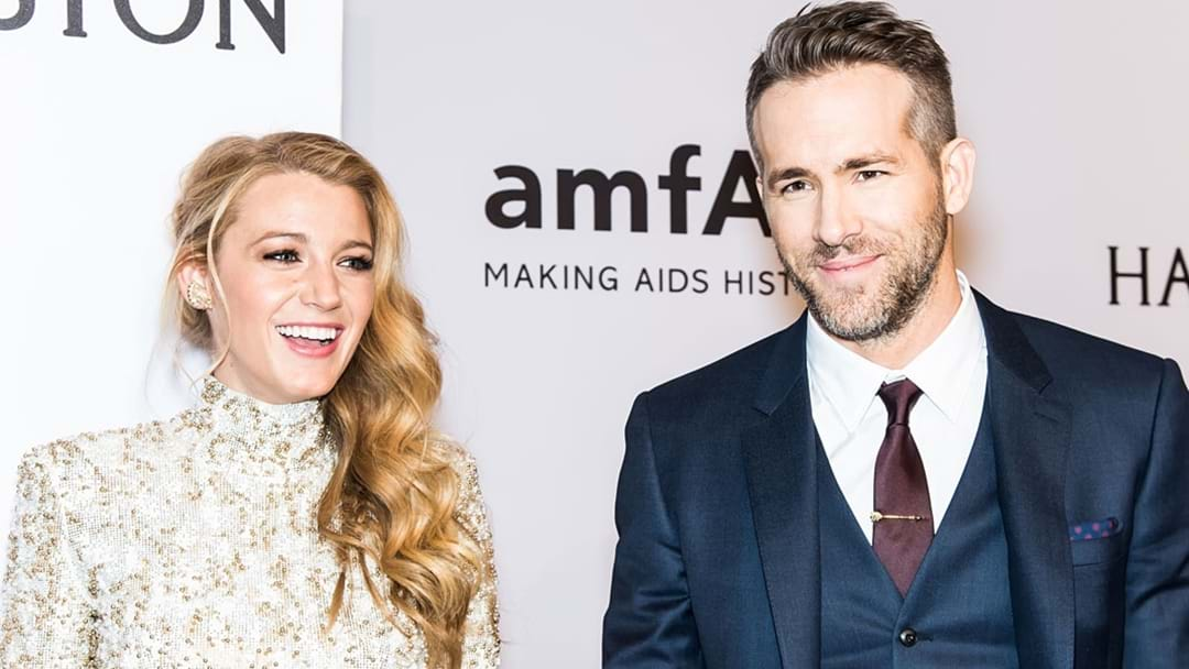 Ryan Reynolds' Story To Daughter James About Santa Took A Drastic Turn