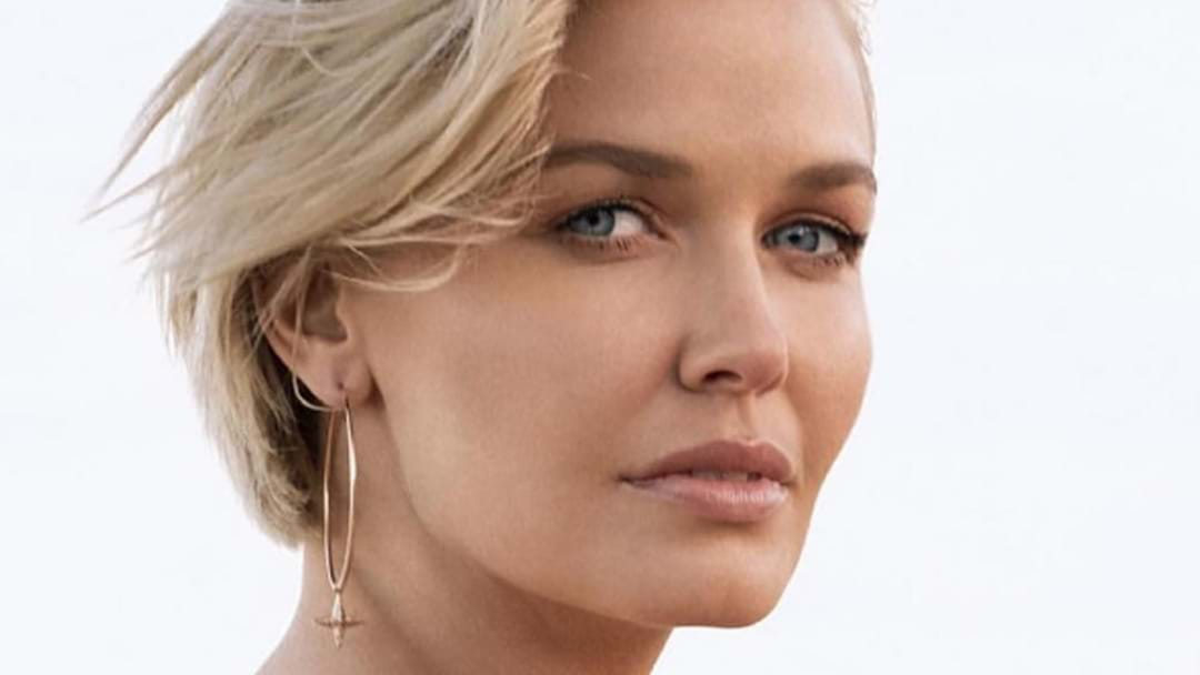 Fans Think Lara Bingle Doesn't Look Like Lara Anymore, But They Trippin'