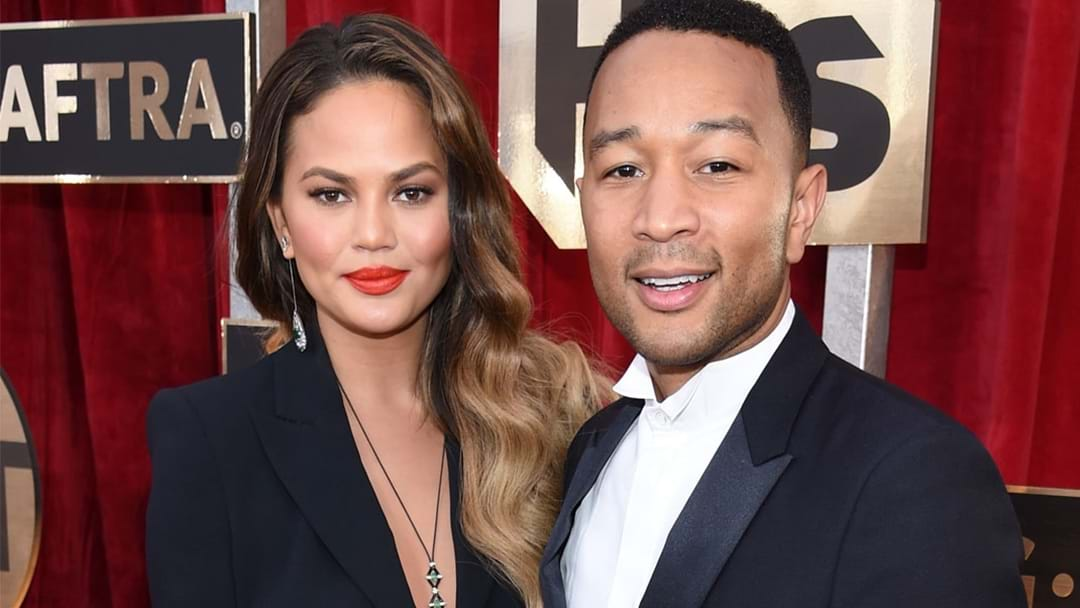 Chrissy Teigen Has Introduced Fans To Her Gorgeous Baby Boy!