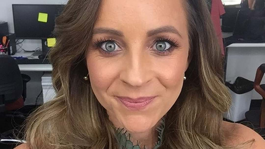 Carrie Bickmore Isn't Happy With The Gold Logie Nominations
