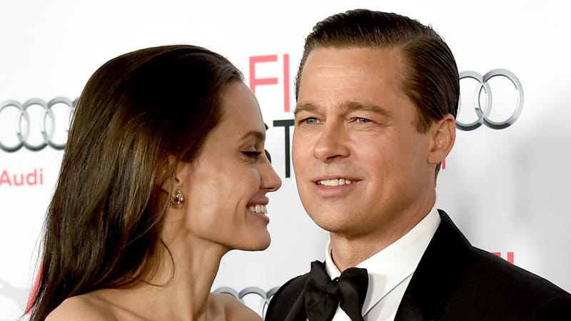 Article heading image for Angelina Jolie Could Lose Primary Custody Of Her Kids With Brad Pitt