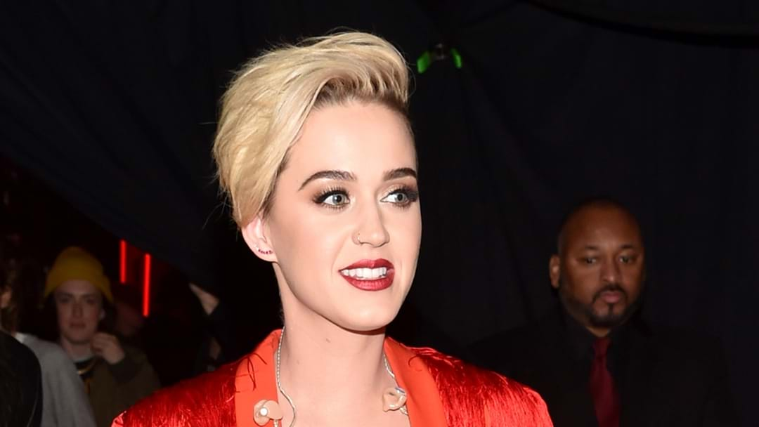 Katy Perry's New 'Witness' Album Cover Art Is Giving Us Glam '80s Vibes