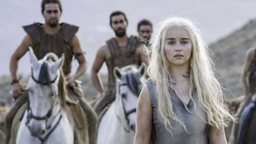 Game Of Thrones' Stars' Stunning SECRET Wedding