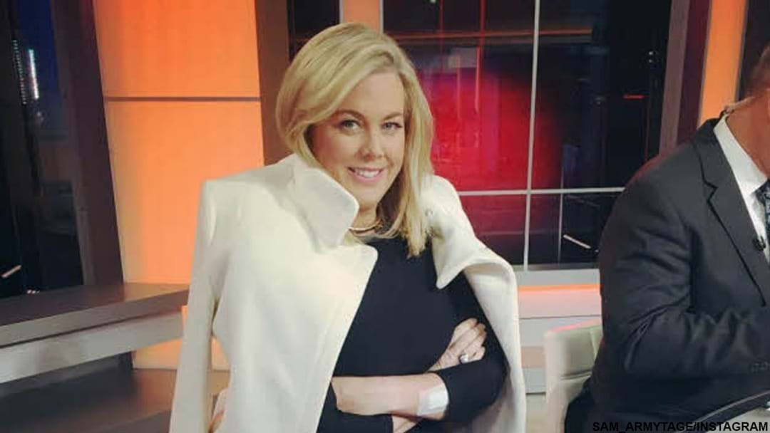Sam Armytage SLAMS Tabloids For Relationship Comments