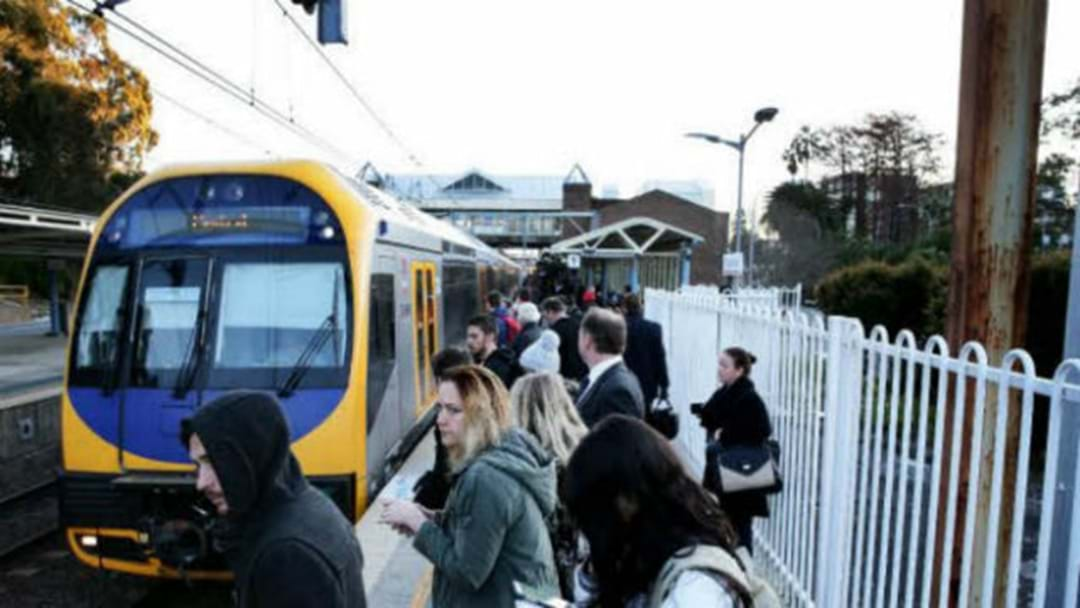 Horrific Morning Commute As Sydney Trains Experience Massive Delays