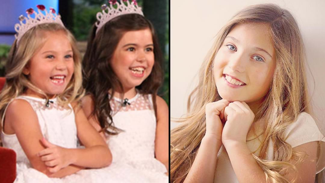 Rosie From Sophia Grace & Rosie Is Making Her SOLO Comeback