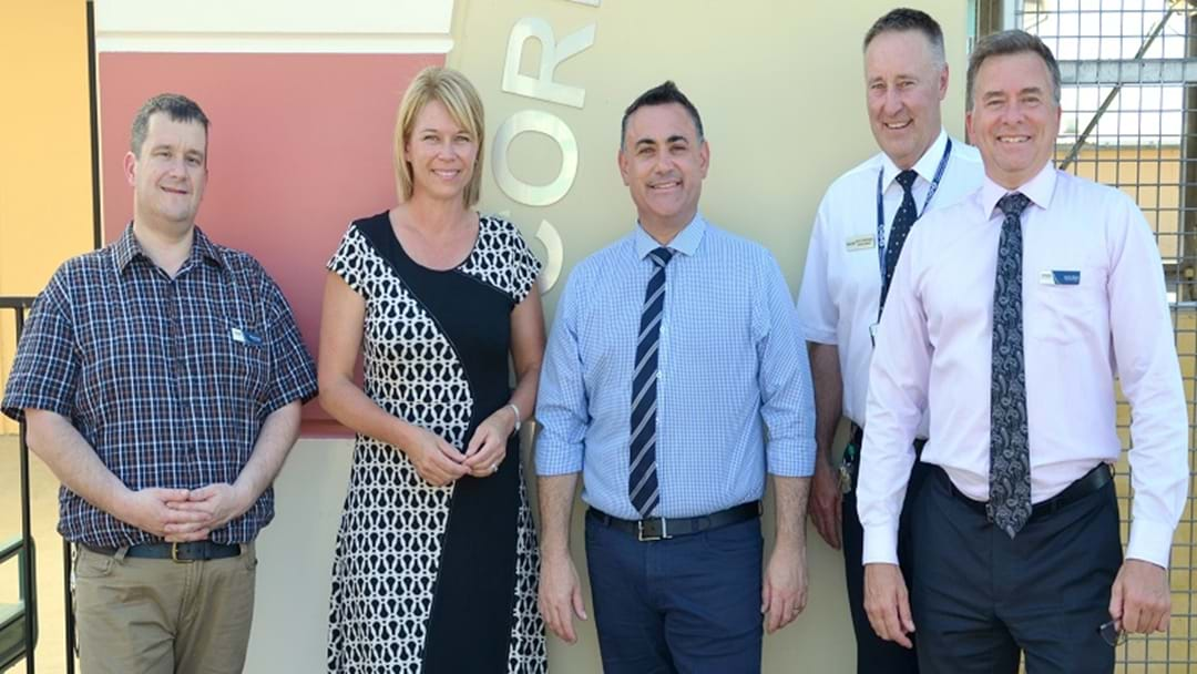 Contractor Announced For Junee Jail Expansion