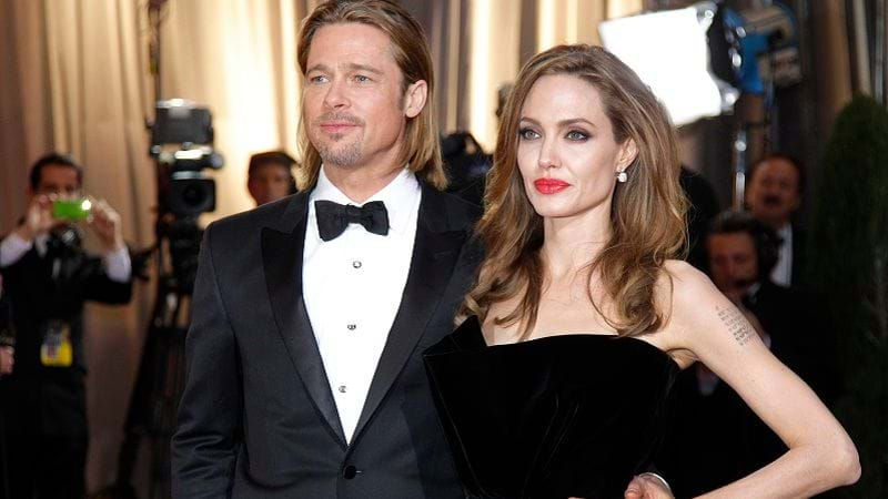 Shiloh Jolie-Pitt pictured with Angelina on Namibia vacation