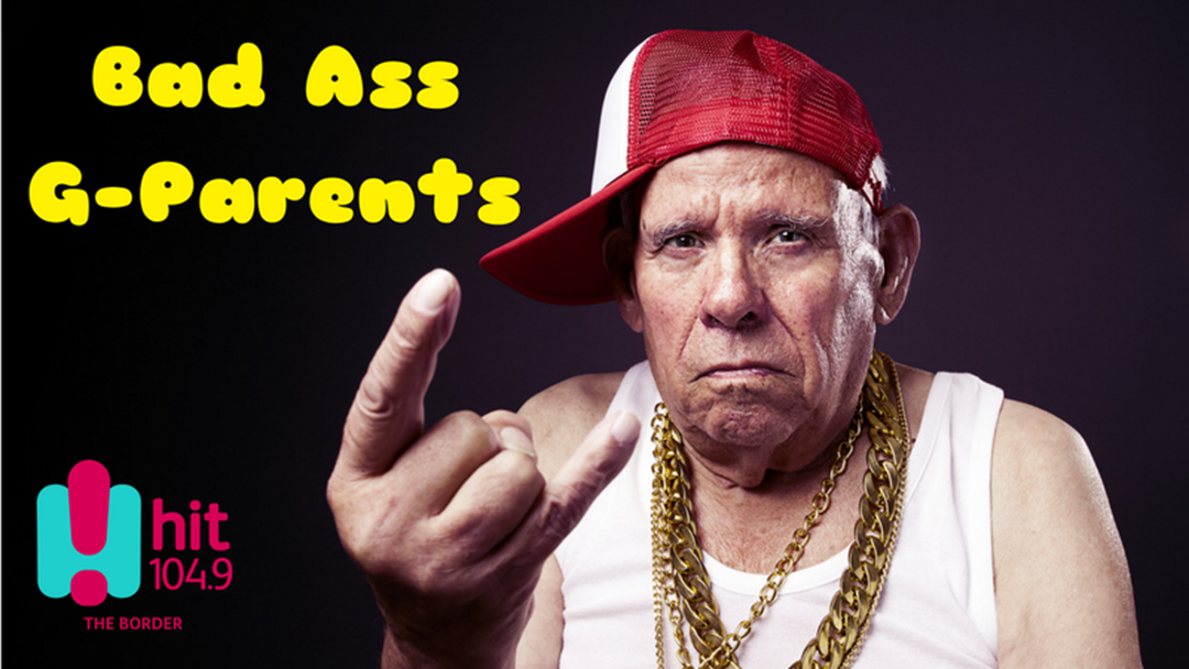 Bad Ass Grandparents! Have you got one? Do you know one?