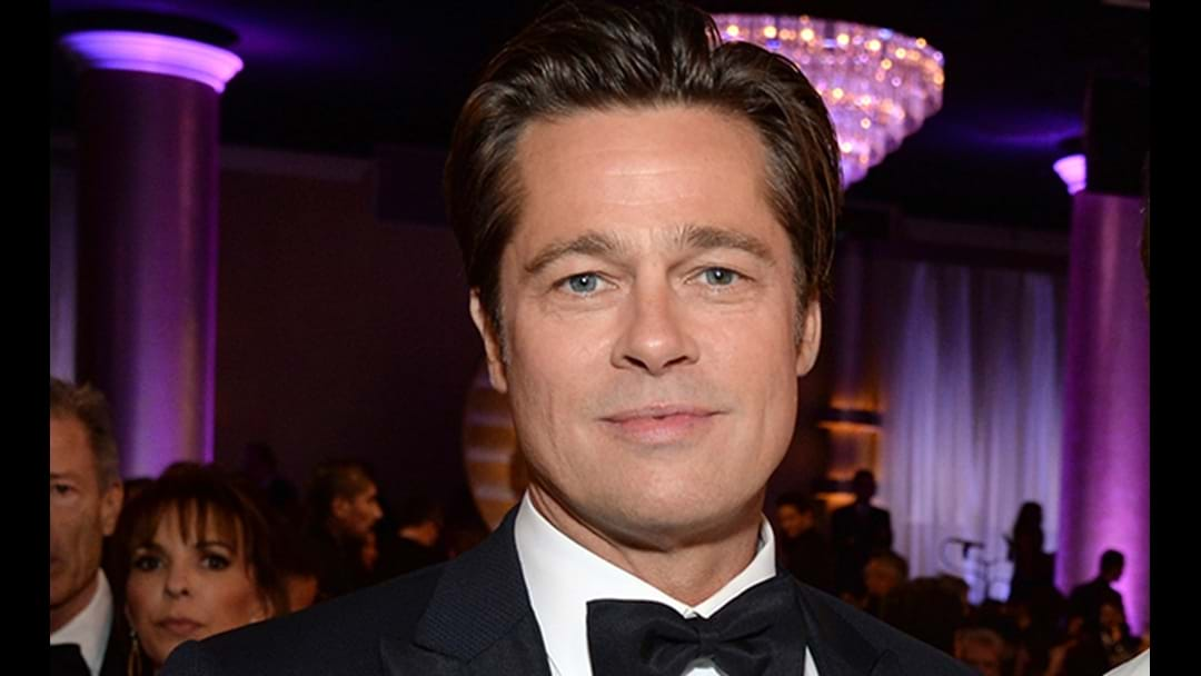Brad Pitt Has A New Girlfriend & She's Kind Of A Genius