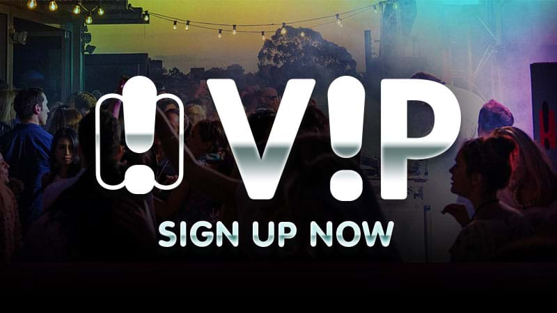 Sign Up to VIP