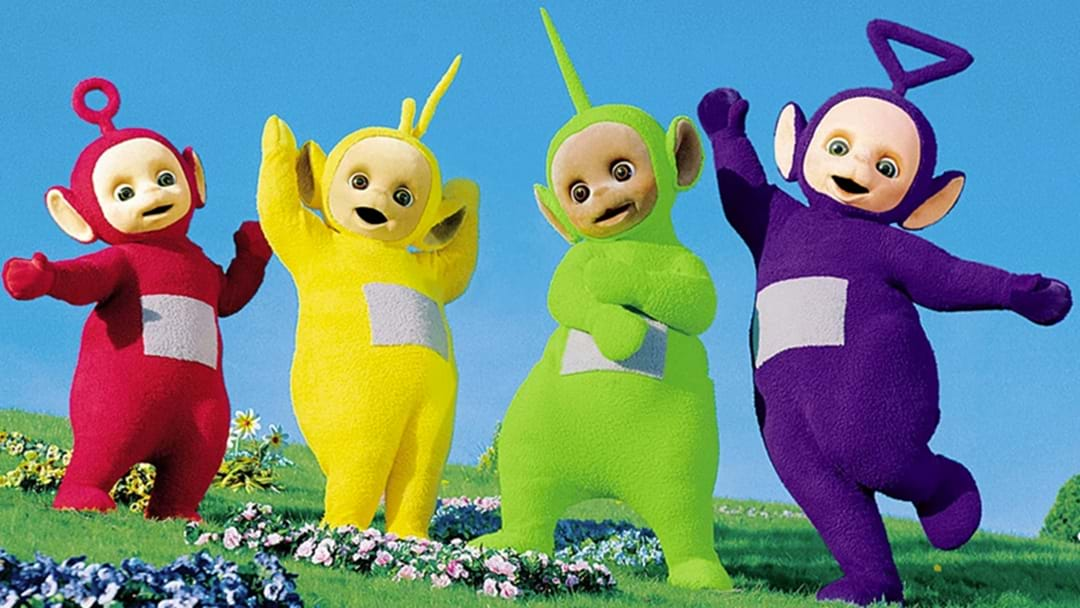 Teletubbies Dancing To Ed Sheeran Is The Best Thing You'll See Today