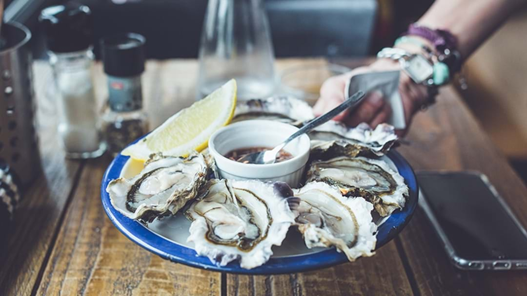 There's An All-You-Can-Eat Oyster Fenzy Hitting Melbourne