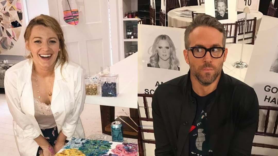 Ryan Reynolds Played The Best Song Ever When Blake Lively Was Giving Birth