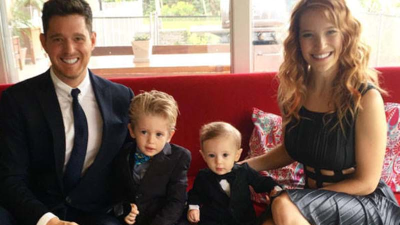 Michael Bublé & Wife Luisana Lopilato Have A Baby On The Way!