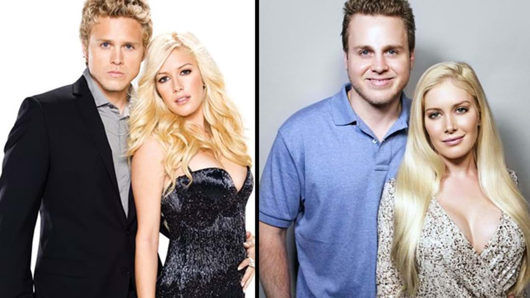 'The Hills' Stars Heidi & Spencer Pratt Just Announced Some Exciting Baby News!