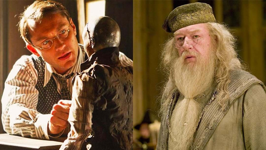 Jude Law Has Been Cast As Young Dumbledore In 'Fantastic Beasts' Sequel!