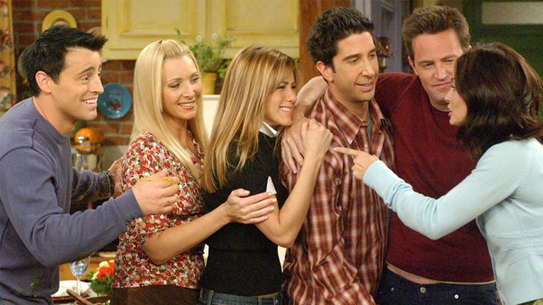 We've Got Some News For Friends Fans