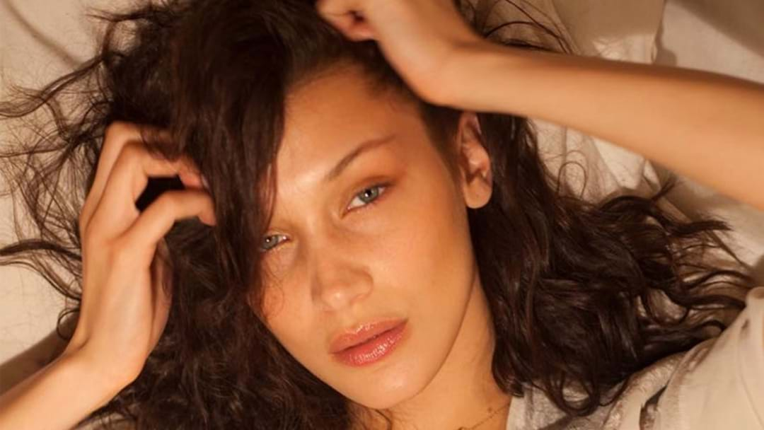 Bella Hadid Roughs Up Bodyguard Roughing Up Female Photographer