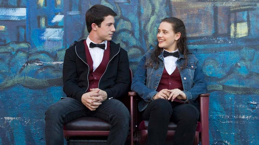 A '13 Reasons Why' Fan Left A Pretty Creepy Message On Clay's Car IRL