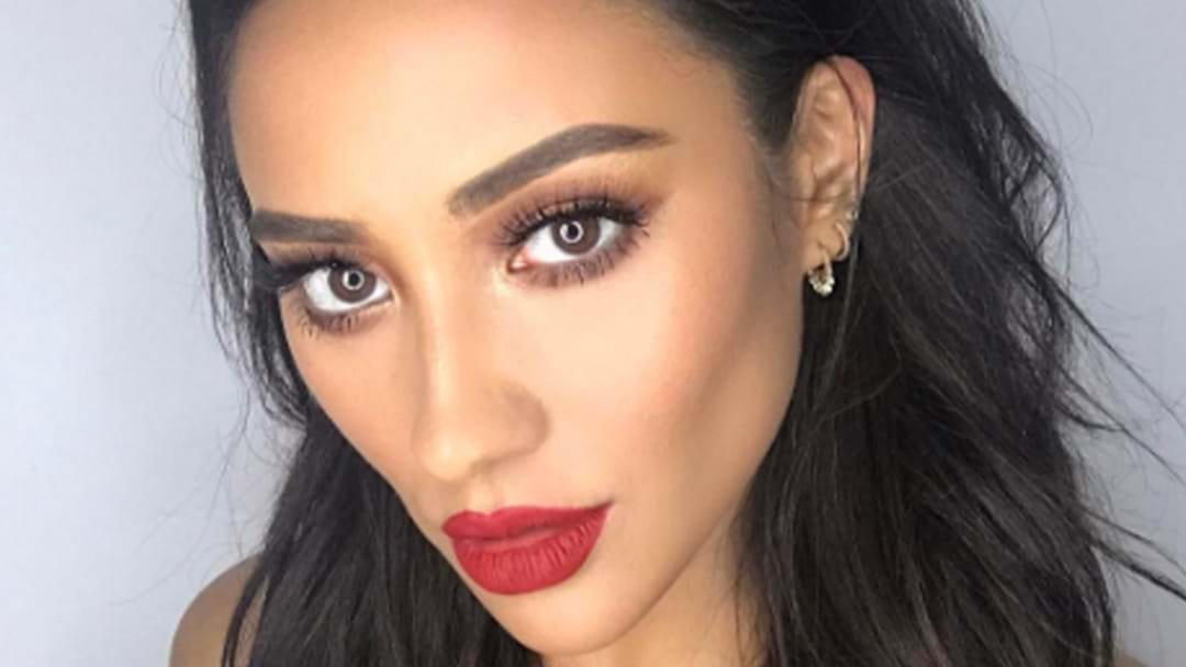 Turns Out Shay Mitchell Really Didn't Want Her Pretty Little Liars Tattoo