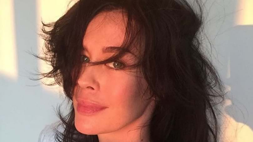 Megan Gale Just Announced Her Pregnancy In The Cutest Way!