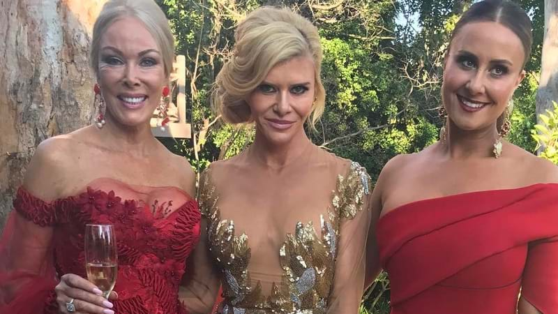 Article heading image for A Reporter Chipped Real Housewife Of Melbourne's Gamble Breaux's Front TEETH At The Logies