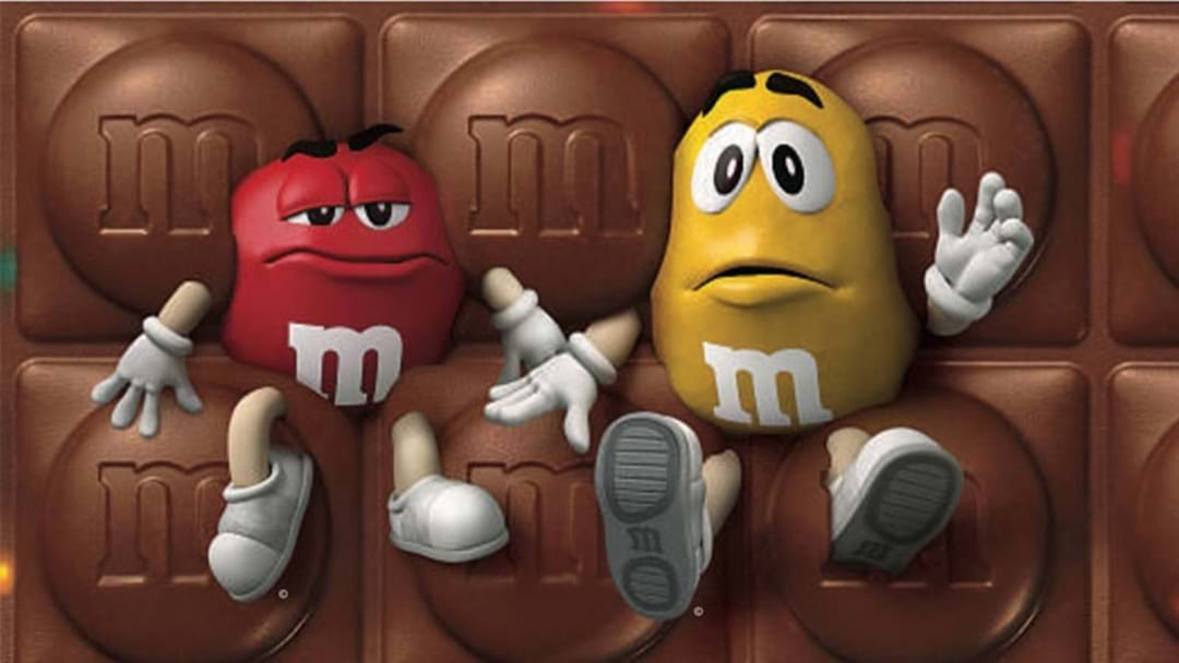 HOLY HELL: Australia Has Become One Of The First Countries To Get The New M&M's Chocolate!