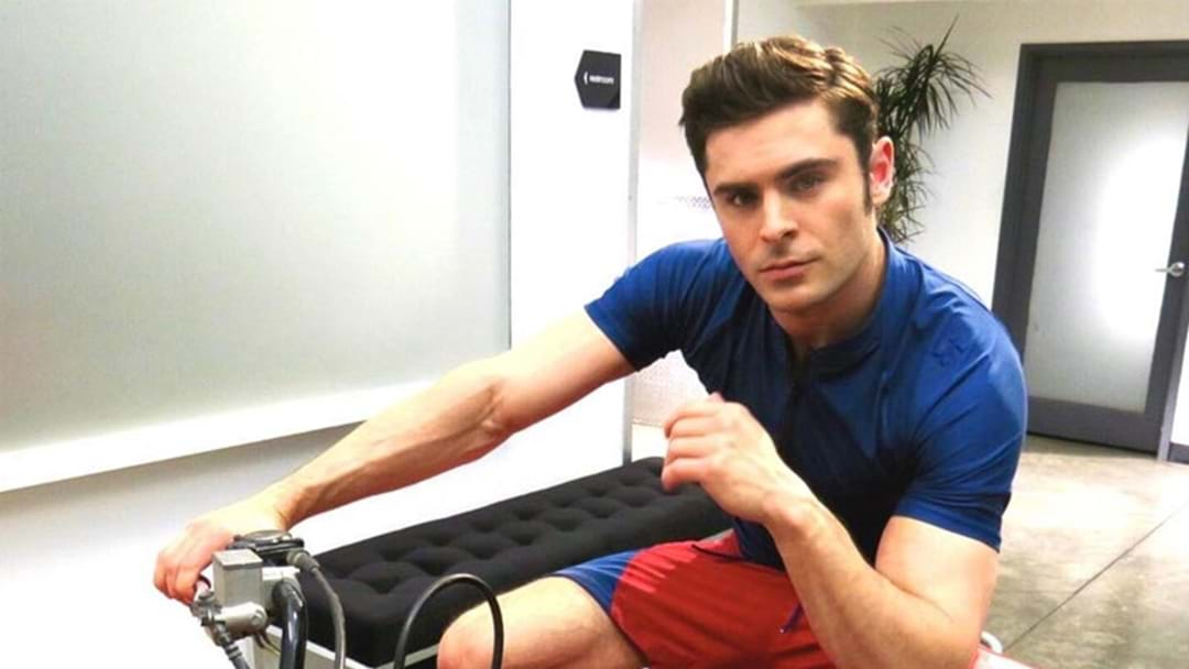 Zac Efron Posts First Photo Of Himself Playing A Serial Killer, Still Looks Hot AF