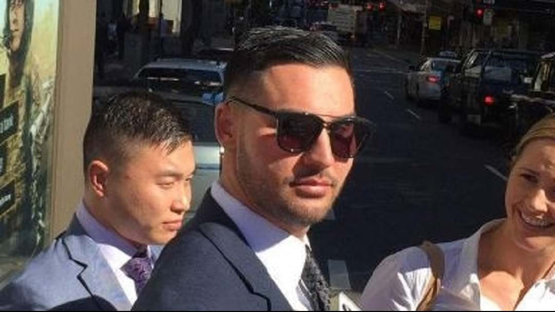 Salim Mehajer Found Guilty Of Assaulting Female Reporter