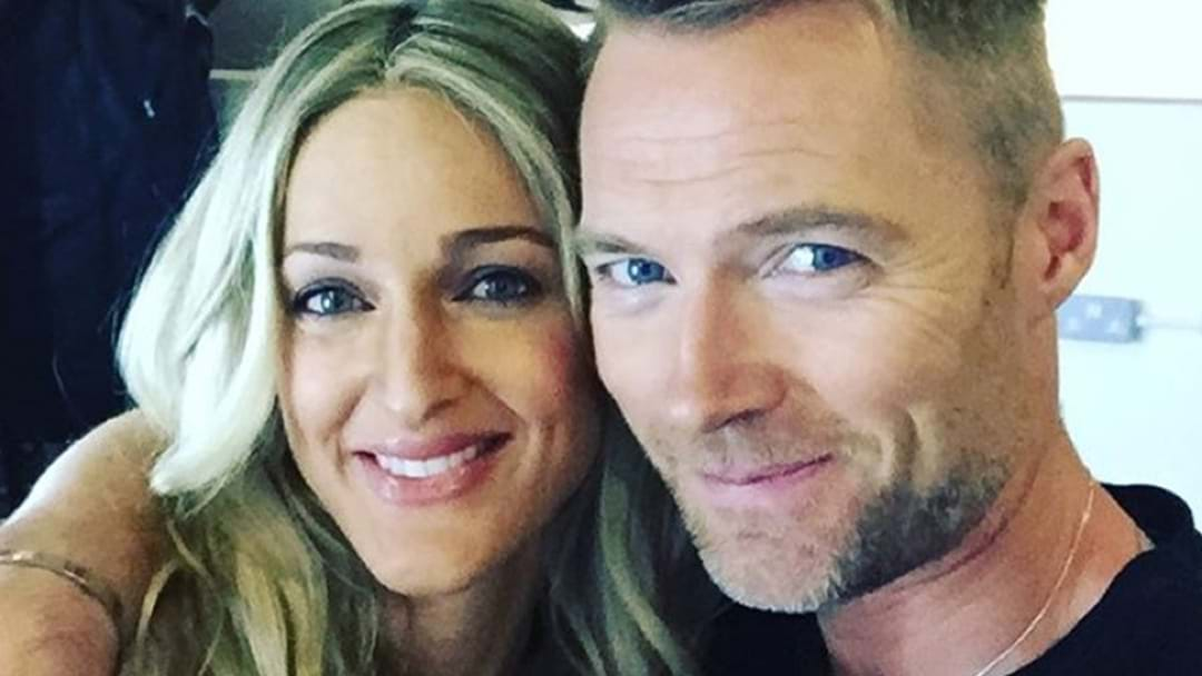 Ronan & Storm Keating Reveal The ADORABLE Name Of Their Newborn