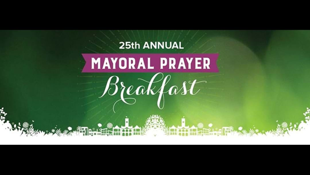2017 Mayoral Prayer Breakfast