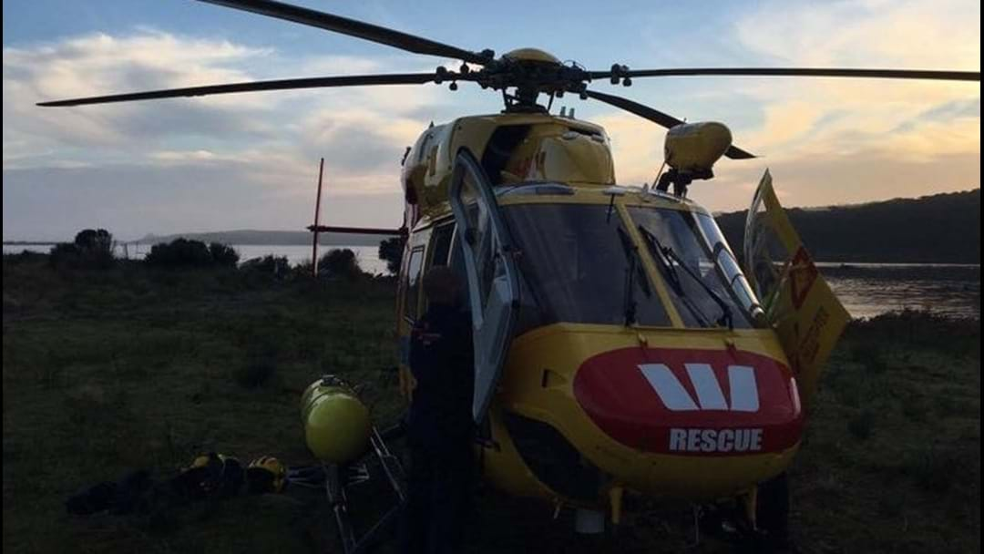 Cradle Mountain Rescue