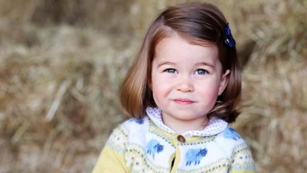 Princess Charlotte Looked So Cute On Her First Day Of Nursery School!