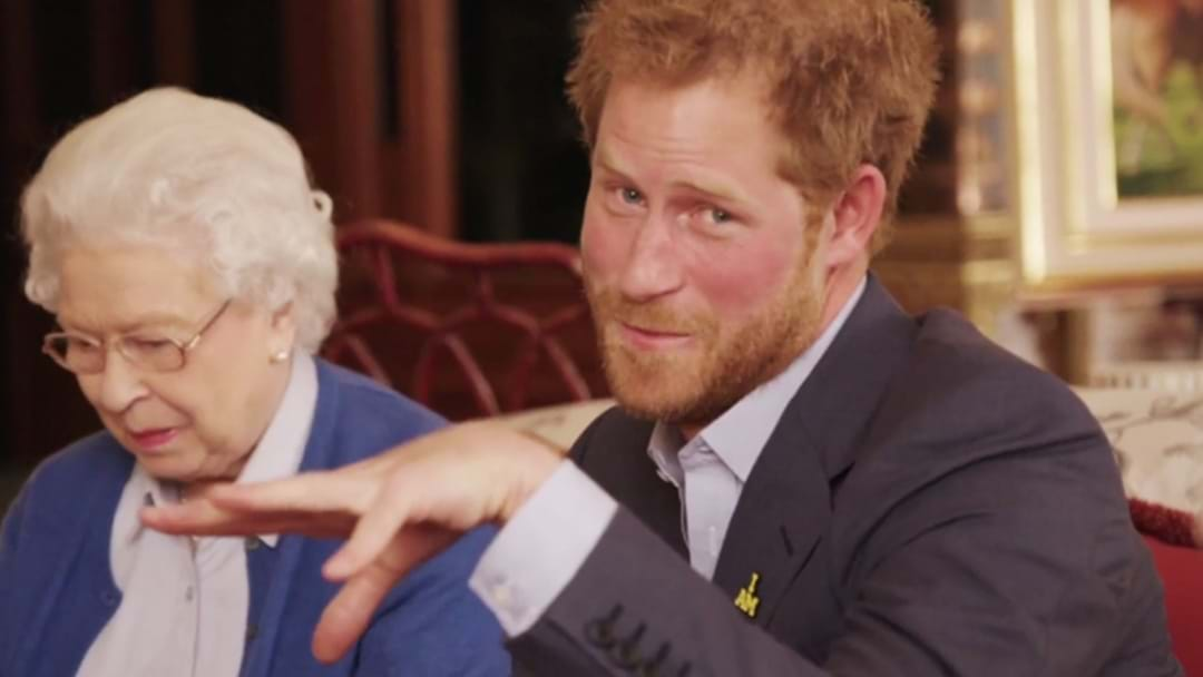 ATTENTION ALL AUSSIES!  Prince Harry Just Dropped Some Pretty Big News