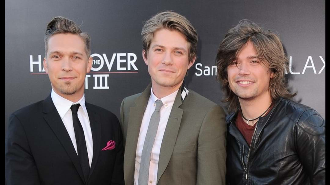 Isaac Just Made This HUGE Hanson Fan's Dream Come True