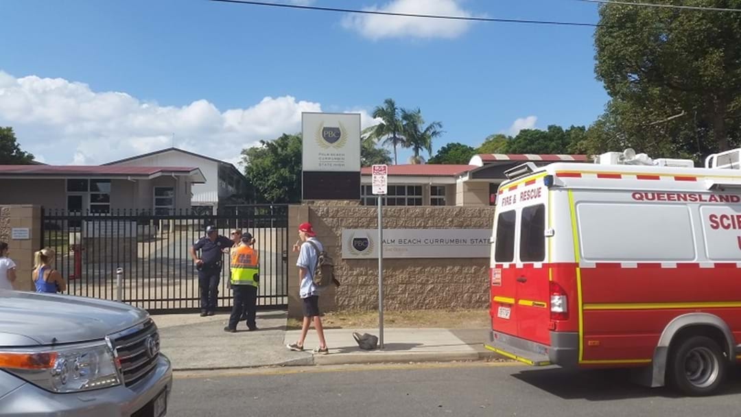 ALL CLEAR: Palm Beach Currumbin High declare safe after bomb threat, powder scare