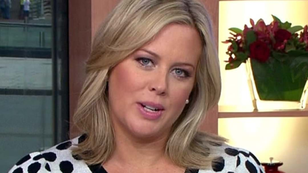 Sam Armytage Takes On Driver Who Was Booked For Driving Too Slow In The Right Lane