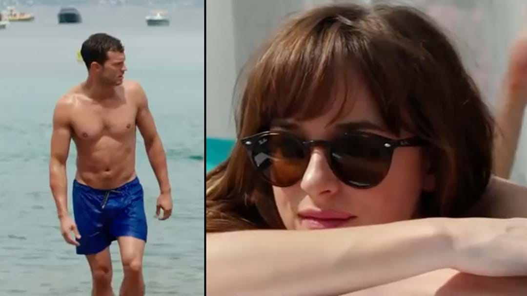 Step Away From Your Desks To Watch The First Ever 'Fifty Shades Freed' Trailer