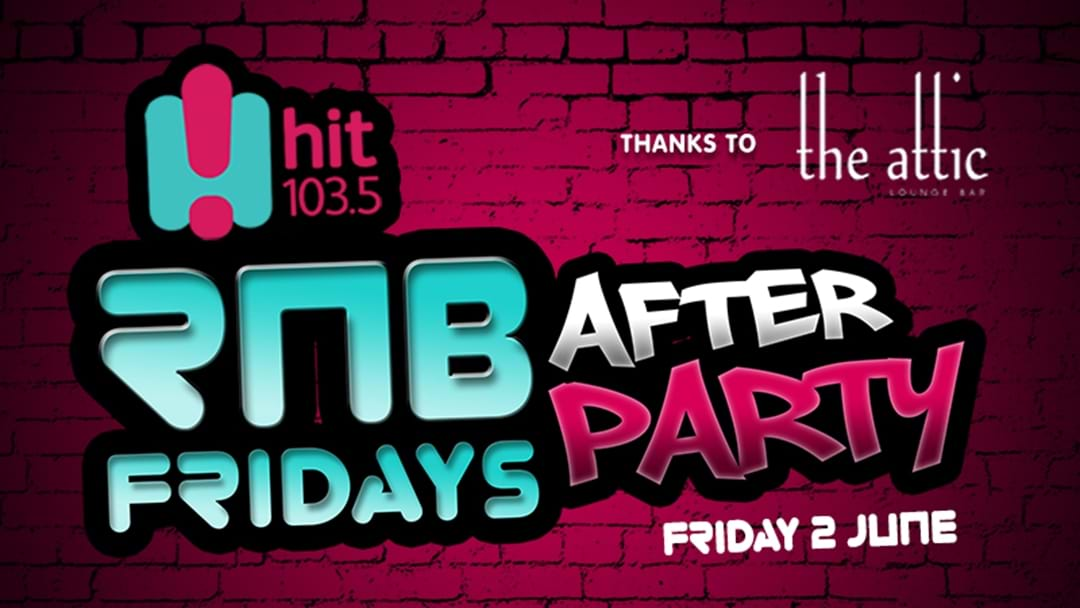 RNB Friday's After Party