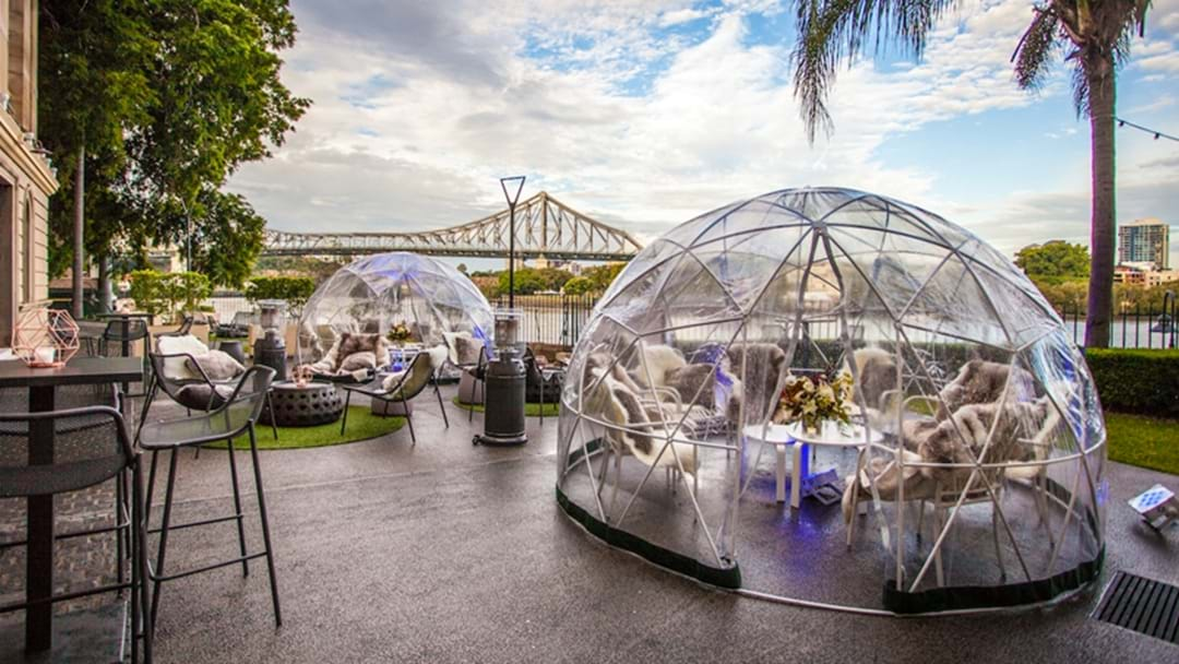 Brisbane: Absolut's Igloo Pop Up Bar Is Heading Our Way!